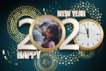 Happy New Year Frame 2020