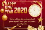 New Year's 2020 eCards & Greeting Cards Online