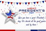 Design Custom Presidents' Day 2020 Greeting Card