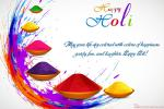 Holi Festival Cards India With Your Wishes