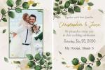 Design a Beautiful Custom Wedding Invitation Card Online