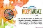 India Independence Day Cards Maker Online