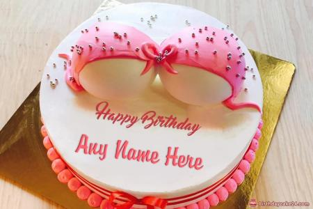 Best Funny Birthday Cake With Name Edit