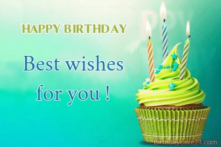 Happy Birthday Gif Images With Name Online Free