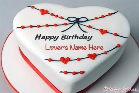 Romantic Birthday Images For Your Lover With Name