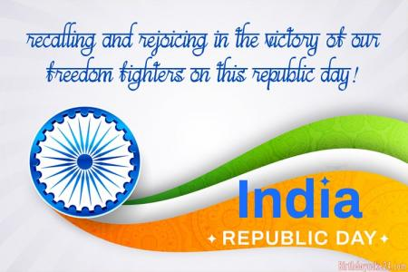 Free Republic Day (India) Greeting Cards Maker Online