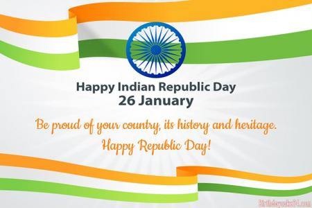 Republic Day Cards from Greeting Card Indian