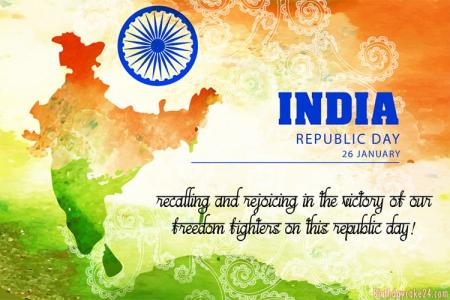 Happy Republic Day eCards - Free eMail Greeting Cards Online
