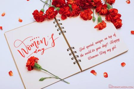 Customize The Perfect International Women's Day Card For Free