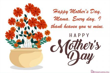 Free Download Mother's Day Greeting Cards Maker Online