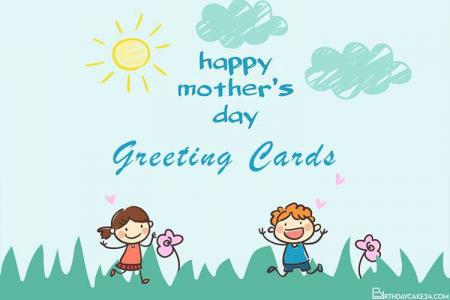 Best Happy Mother's Day Greeting Card Images