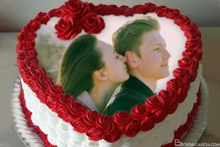 Make Birthday Cakes for Your Lover With Your Photos