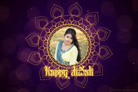 Make Your Own Avatar Video Happy Diwali Card With Photo