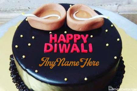 Diwali Cake 2020 With Name Image Maker