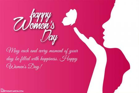 Happy International Women's Day Card Images Download