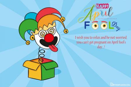 Funny April Fools Day Greeting Cards