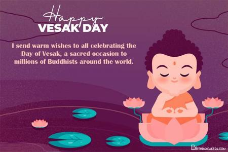 Customize And Design Vesak Day Wishes Card Images Download