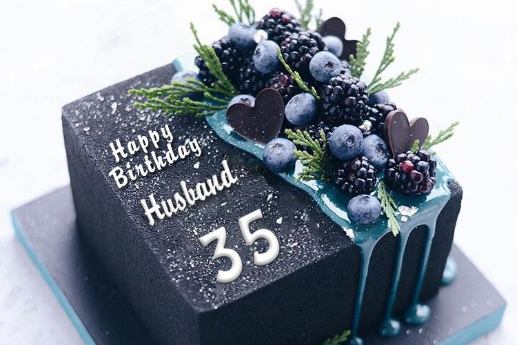 Best Collection Of Happy Birthday Cakes For Husband Page 2