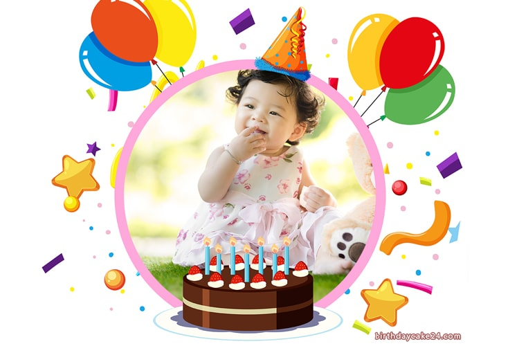 Create Birthday Cards With Pictures For Kid