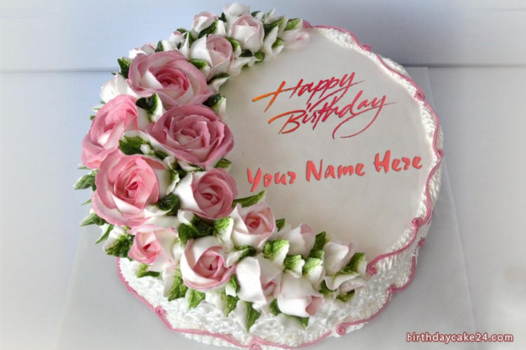 Best Happy Birthday Name Cakes 2019