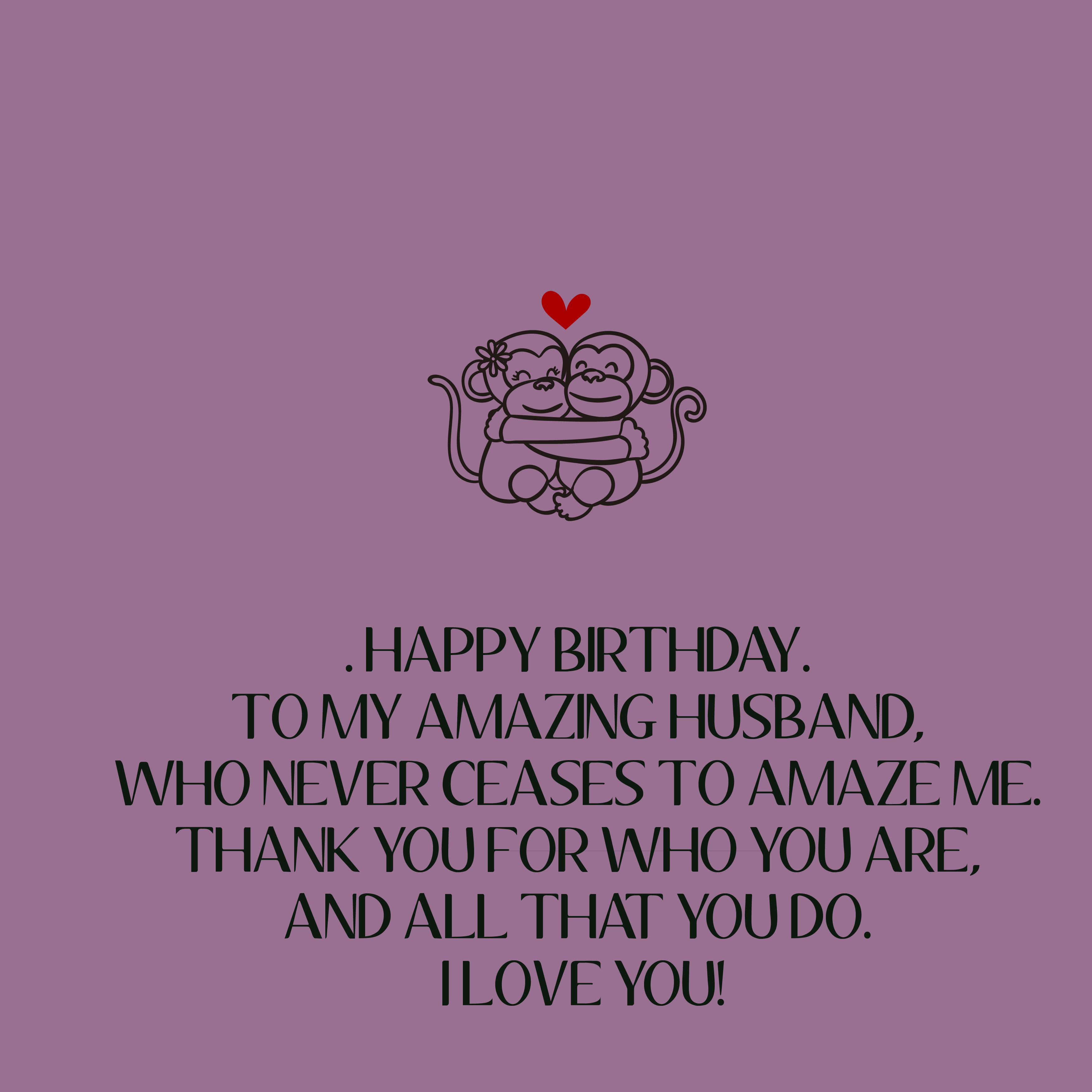 Romantic Birthday Quotes For Husband Best Birthday Wishes Message