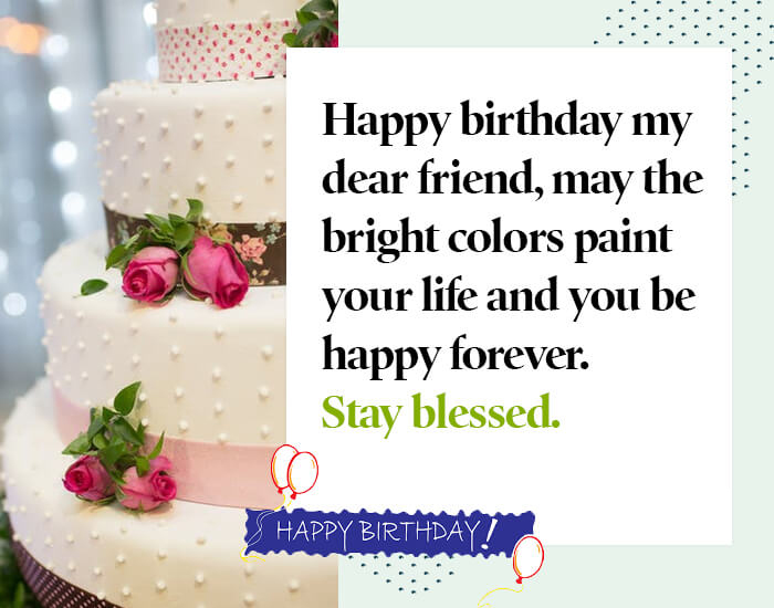 Happy Birthday Wishes For A Friend.Top 55 Meaningful Birthday Wishes For Special Friends
