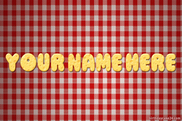 Cheese Text Effect Online Free