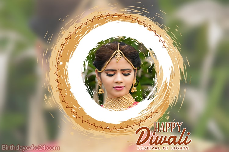 Free Diwali Greeting Cards With Photo