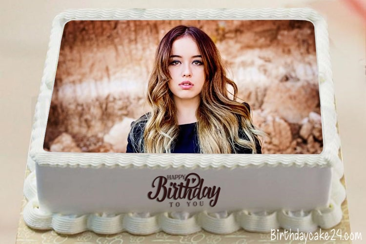 Generate Birthday Cakes Images With Photo Editing