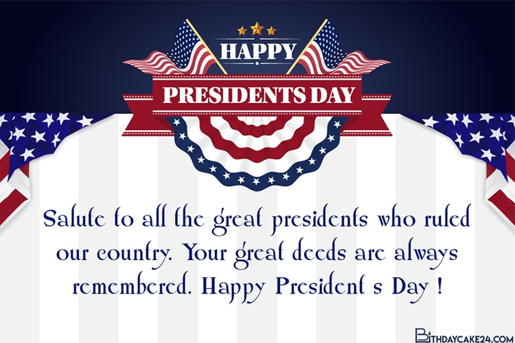 Presidents' Day eCards - Free eMail Greeting Cards Online