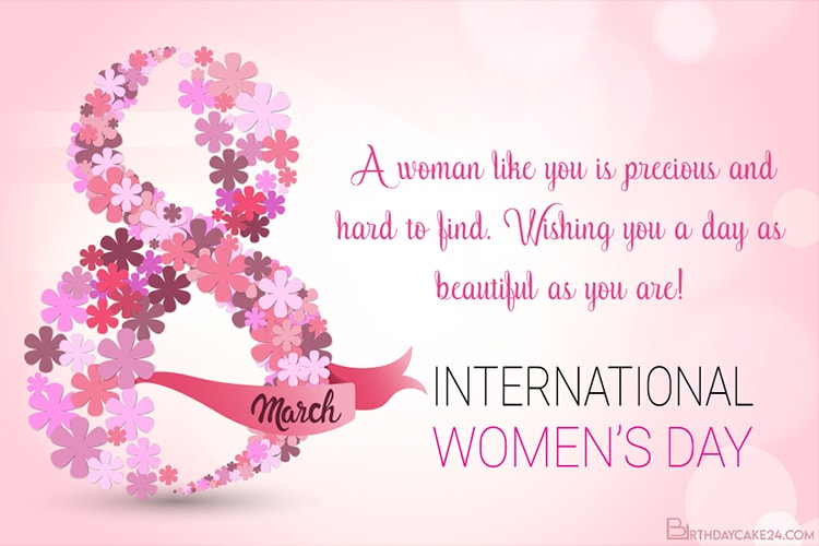 Beautiful International Women's Day eCards & Greeting Cards