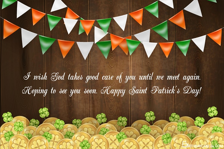 Generate Happy St. Patrick's Day Cards Images