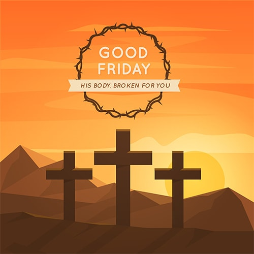 Free Good Friday Cards Images