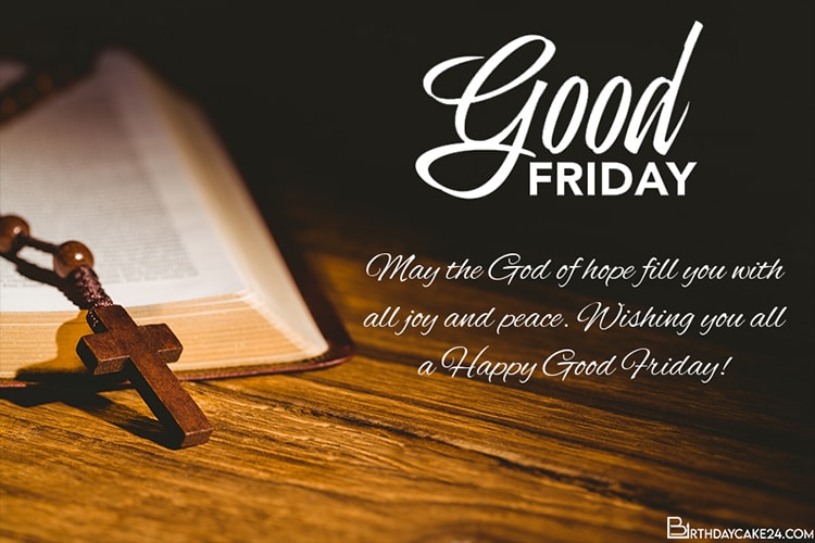 Make Your Own Good Friday Cards Images