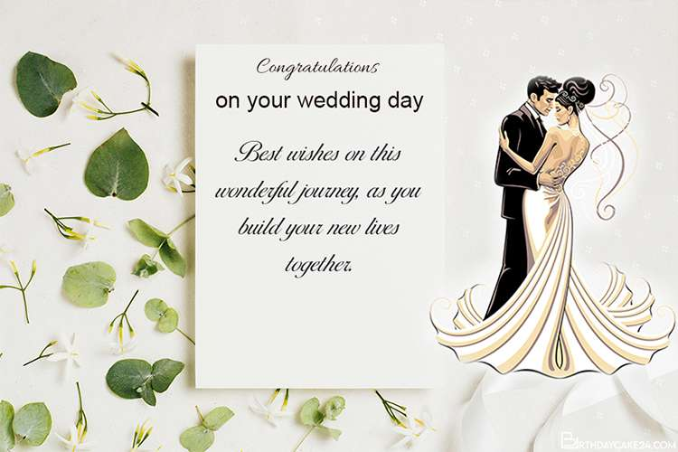 Best Congratulations on Your Wedding Day Images