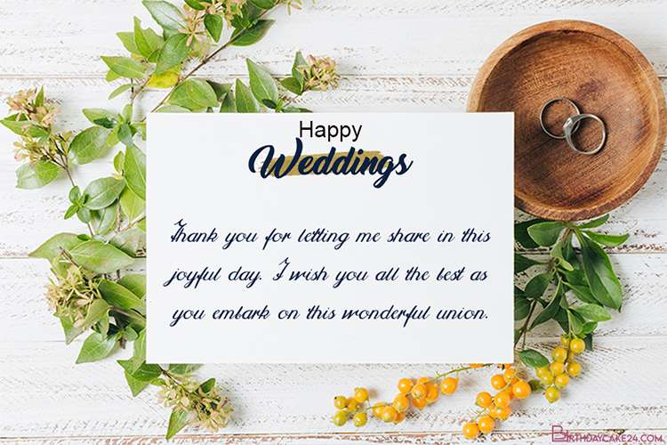 free wedding congratulations wishes card images