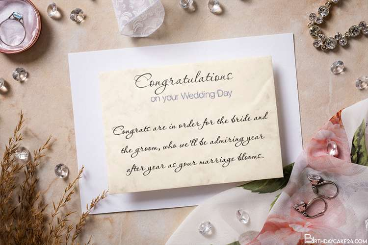 Wedding wishes for best friend in islam