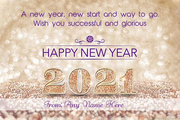 happy new year 2021 cards with name edit happy new year 2021 cards with name edit