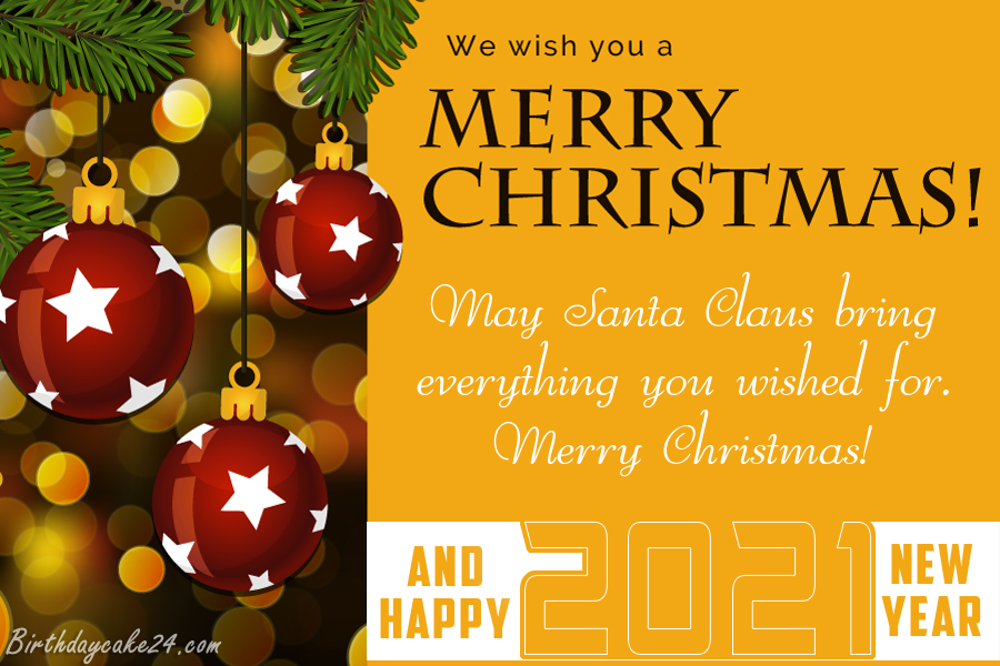 merry christmas and happy new year 2021 wishes merry christmas and happy new year 2021