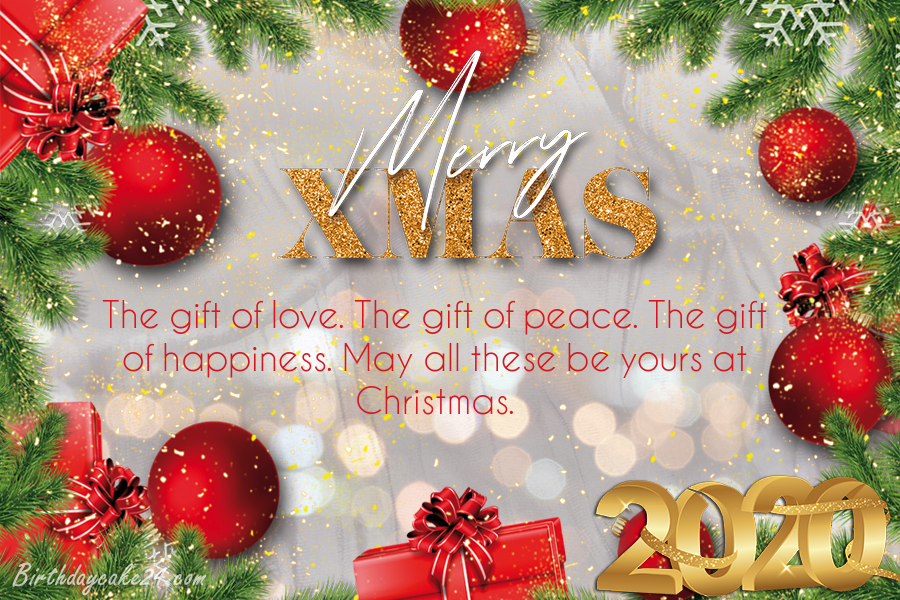 Free Personalized Christmas Cards 2020