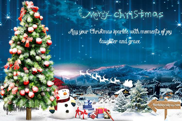 Christmas Card Maker Online