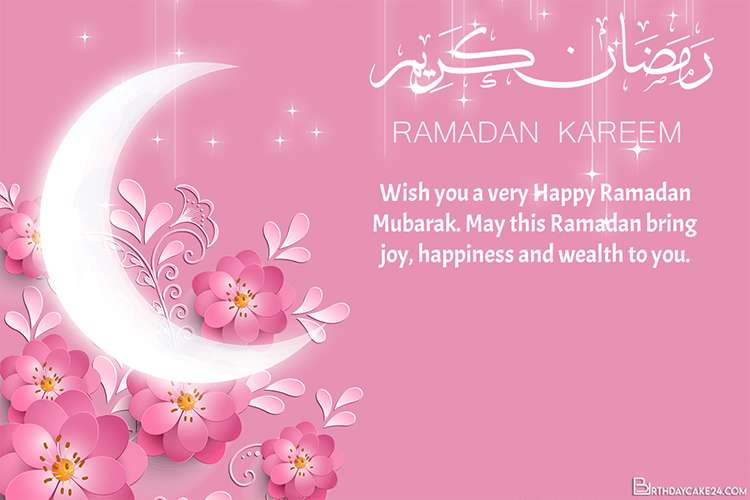 Happy Ramadan Mubarak Cards Images Download