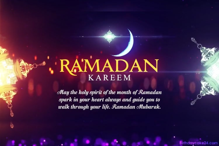 Customize Ramadan Videos With Your Greetings