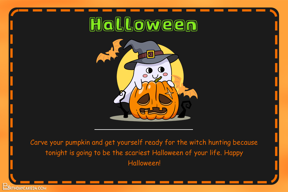 Happy Halloween Day Wishes Cards Images Download